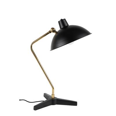 Dutchbone Bureaulamp Devi Black