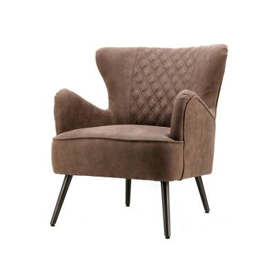 Fauteuil Daisy Taupe