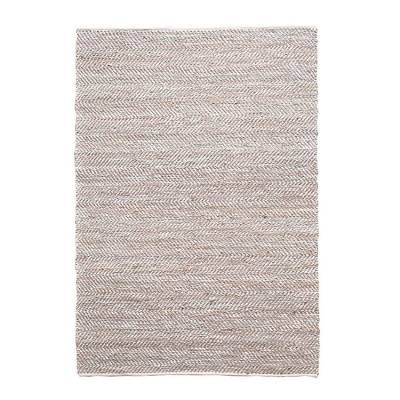 By-Boo Carpet Sisal Leather Beige 160x230