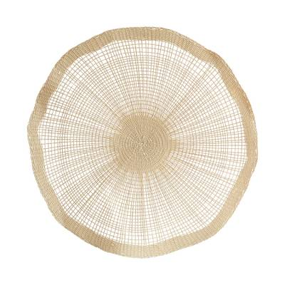 House Doctor Placemat Spokes Naturel