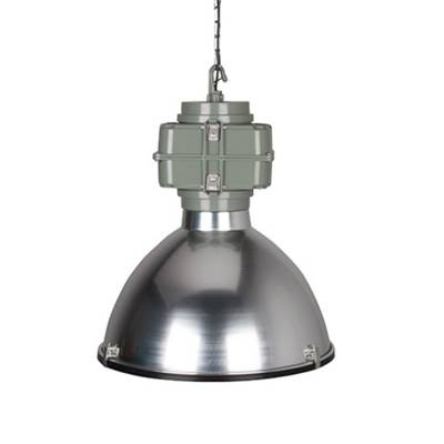 Zuiver Hanglamp Vic Industrieel Chrome