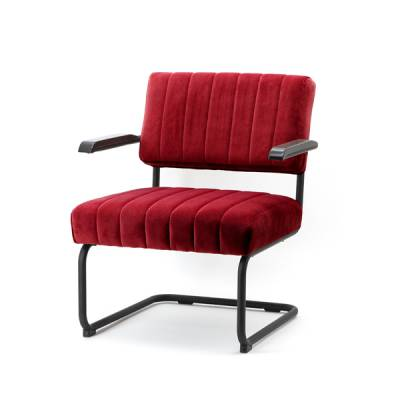 Fauteuil Operator - Rood - By-Boo