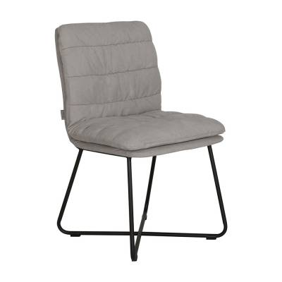 D-Bodhi Side chair Stripe - Grey