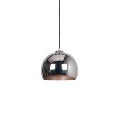Zuiver Hanglamp Big Glow Chrome