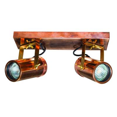 Dutchbone Lamp Scope-2 Copper