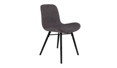 Dutchbone Chair lester - Anthracite