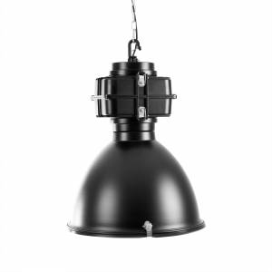 Lamp Industry Zwart