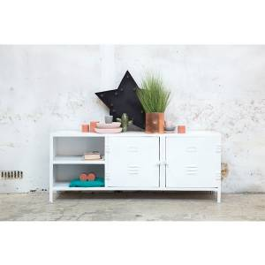 Tv Meubel Vix White