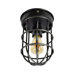 Plafondlamp Barn Black
