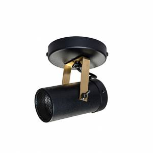 Dutchbone Lamp Scope-1 Black