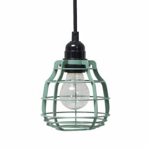 HK Living Lab Lamp Met Schakelaar Army Green