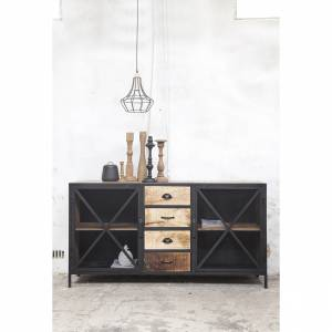 Dressoir Nori Industrieel