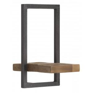 D-Bodhi Wandplank Iron Shelf Type E