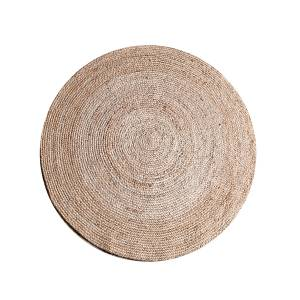 By-Boo Carpet Jute Rond Natural 120x120