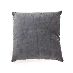 By Boo Kussen Avenue Dark Grey 45x45