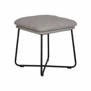 D-Bodhi Stool Stripe - Grey