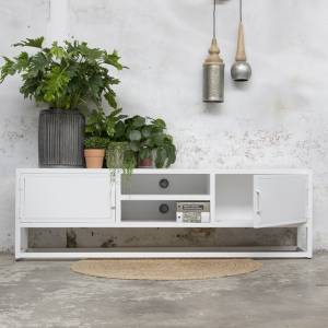 Tv Meubel Urban Wit XL
