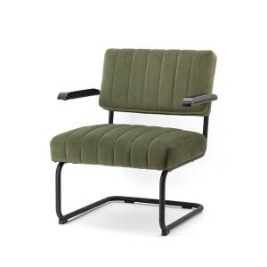 Fauteuil Operator - Groen - By-Boo
