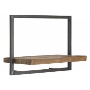 D-Bodhi Wandplank Iron Shelf Type C