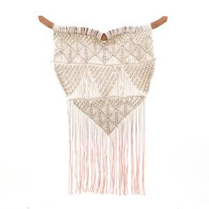 By-Boo Macrame Hanger Chief Pink